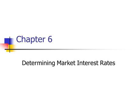 chapter 7 interest rates and bond Various exercisies with solution for the finance exam on: session 4: interest rates and bond valuation read: chapter 8: valuing bonds, zero coupon bond, yield to.