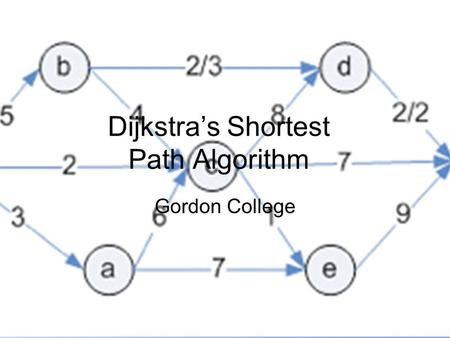 (PDF) Comparative Analysis of Pathfinding Algorithms A ...