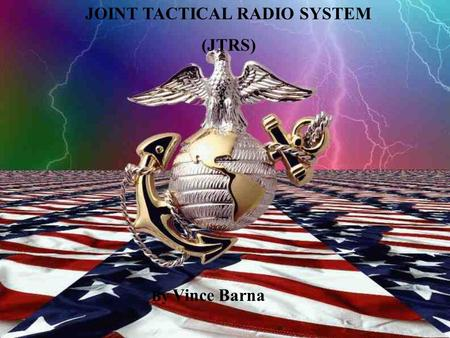 JOINT TACTICAL RADIO SYSTEM