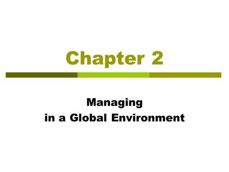 managing global environment Scribd is the world's largest social reading and publishing site.