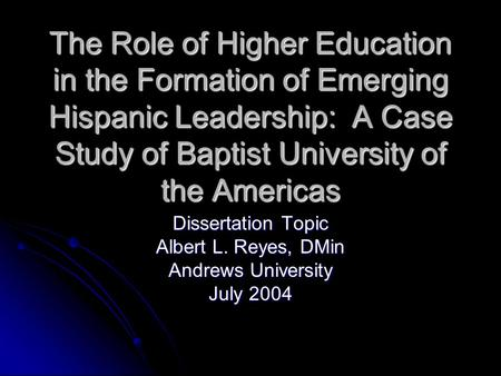 higher education dissertation fellowship The uga institute of higher education's phd program in higher education is designed to prepare those who the lumina foundation's ashe dissertation fellowship.