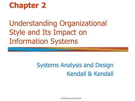 system analysis and design thesis chapter 2