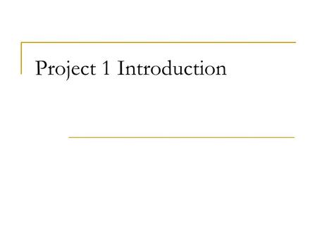 Project 1 Introduction. Bank Loans Two types of loans: - Personal - Commercial.