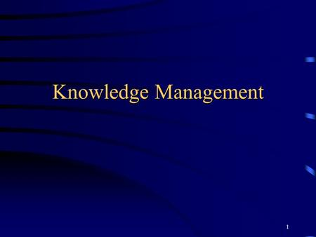 1 Knowledge Management. 2 Instructor: Y.-T. Wang ( 王耀德 ) Office: 主顧 686 Tel.: (04)26328001#18114   Office hours.