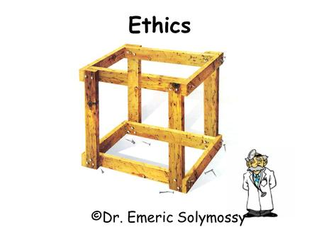 "Ethics ©Dr. Emeric Solymossy. The Pyramid of Social Responsibility Source: Carroll, ""The Pyramid of Corporate Social Responsibility"", reprinted from Business."