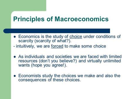 MBA in Economics