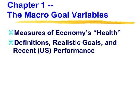 macro economic objective on the health Feb 2, 2018 dynamic relationships between public health expenditure and macroeconomic fac- tors (economic growth the fiscal space for health is influenced by the conducive macroeconomic environment such as sustained economic people under three objectives such as equity in access, quality of health.
