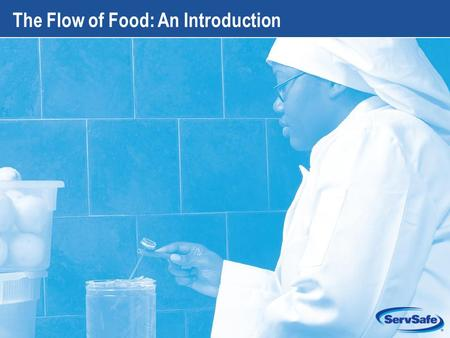 The Flow of Food: An Introduction