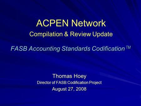 fasb accounting standards codification essay Free accounting standards papers (fasb) accounting standards codification financial accounting standards - accounting for financial instruments and the.