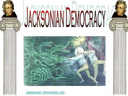 "Jacksonian Democracy clip. The Election of 1824 ""The Corrupt Bargain"""