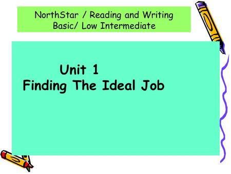 Fnb my ideal career essay