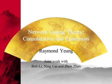 Information Theory and Network Coding - download pdf or read online