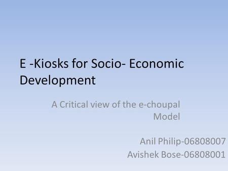 essay on socio economic problems Socioeconomics is the social science that studies how economic activity affects and is shaped by social processes in general it analyzes how societies progress.