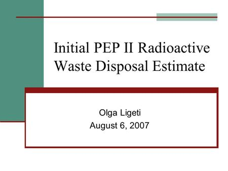 transportation and disposal of radioactive waste About the nuclear safety & emergency radioactive waste disposal in all of these shipments are regulated by state and federal transportation law.
