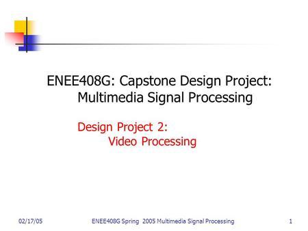 capstone project course syllabus essay