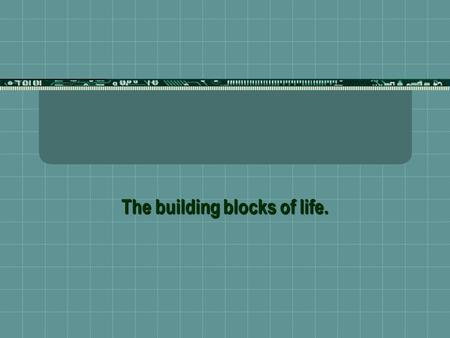 The building blocks of life.. Cell Theory   All living things are composed of cells   Cells are the basic unit of structure and function of living.