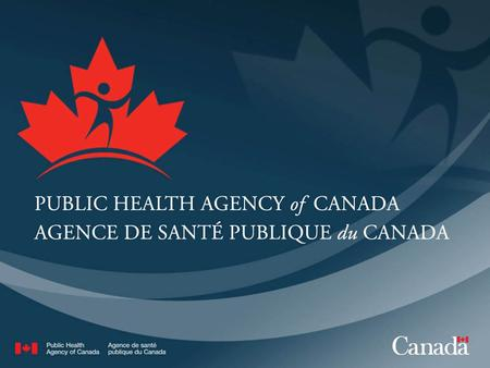 1. 2 The Public Health Agency of Canada Pandemic Influenza Preparedness: An Overview Dr. Paul Gully Deputy Chief Public Health Officer Ottawa, 19 January.