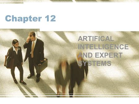ARTIFICAL INTELLIGENCE AND EXPERT SYSTEMS