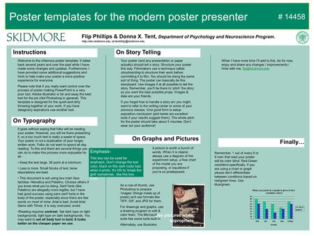 psychology poster templates