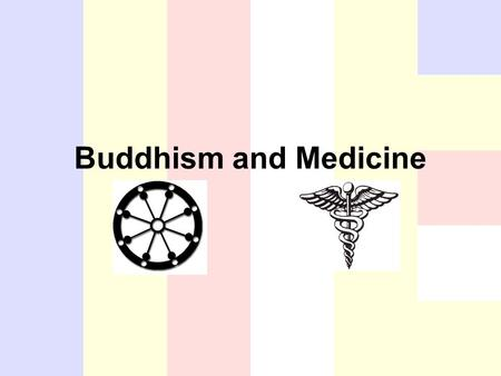 Buddhism and Medicine. Story of The Buddha Meditation.