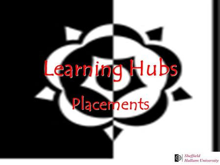 Learning Hubs Placements. As part of my level 5 work and professional development module I chose the Learning Hubs stream. When I chose this stream my.