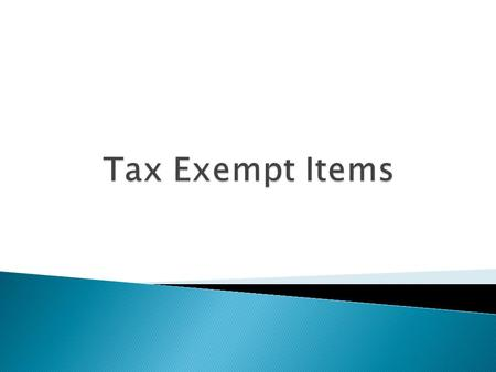  The State of Arkansas has exempted certain items from sales and use tax. Within BASIS, we have an indicator to exempt the item from sales/use tax with.