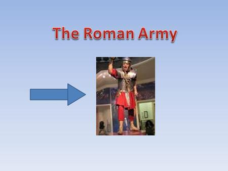 A roman centurion would wear his sword on the left and his dagger on the right. And he would hold his spear in his left hand. He would be in charge.
