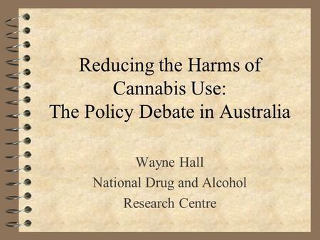 national drug policy in australia pdf