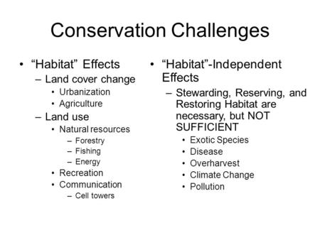 conservation of land resources pdf