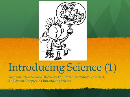 Introducing Science (1)
