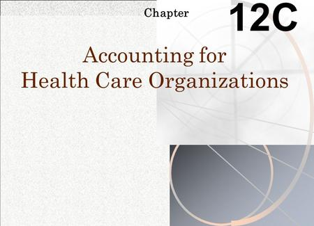 Health Care Organizations