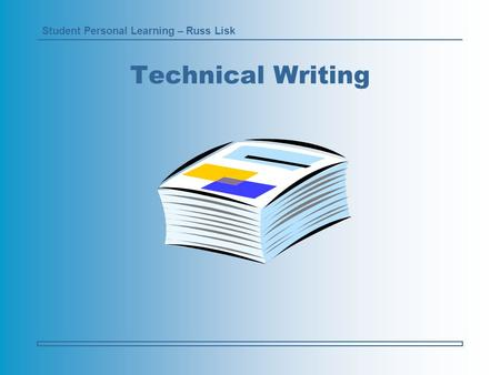 Hiring Contract Technical Writers