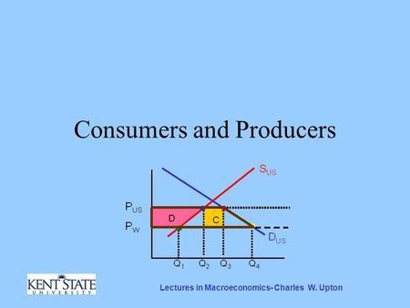 Lectures in Macroeconomics- Charles W. Upton Consumers and Producers.