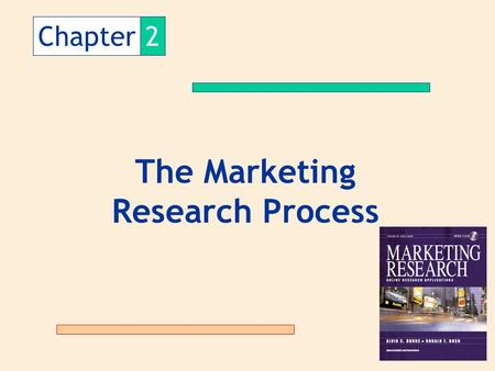 Chapter2 The Marketing Research Process. The Marketing Research Process: 11 Steps Step One:Establishing the Need for Marketing Research Step Two:Defining.