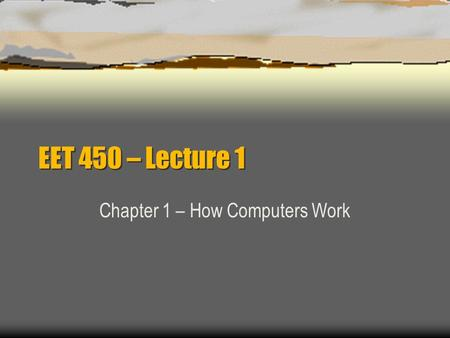 hardware chapter 16 This chapter discusses the hardware components of the computer systems most commonly used in k-12 classrooms there are, of course, many.