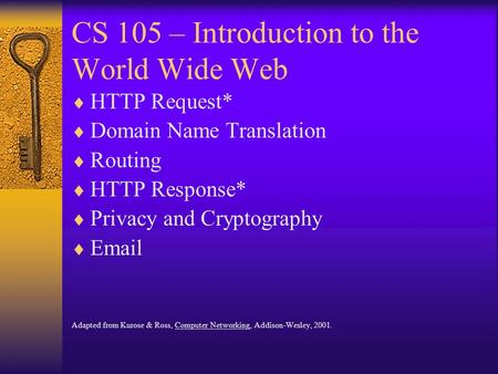 an introduction to the history of the world wide web