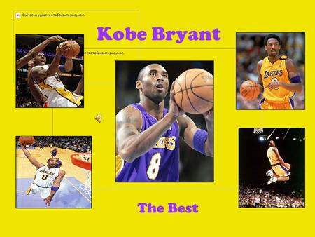 Kobe Bryant The Best. He Is The Next Jordan! NBA Scoring Leaders 2005-2006 NBA Scoring Leaders Pts Allen Iverson 34.2 Kobe Bryant 32.2 LeBron James 28.9.