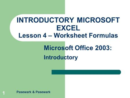 Use Excel to open or save a worksheet in the OpenDocument ...