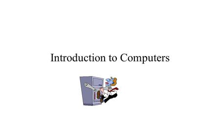 Introduction to Computers. Michael R. Izzo 401-942-3850.