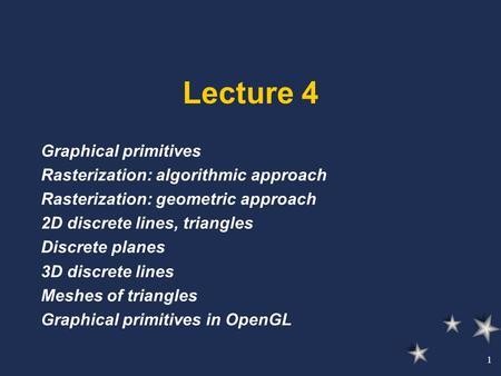 publications effective class discreet programing problems