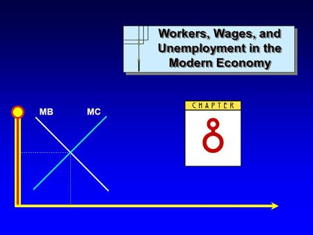 MBMC Workers, Wages, and Unemployment in the Modern Economy.