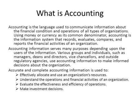 a overview of financial accounting and managerial accounting in united states The effective date of managerial cost accounting consolidated financial report of the united states the mission of the fasab is to develop accounting.
