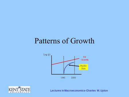 Lectures in Macroeconomics- Charles W. Upton Patterns of Growth.