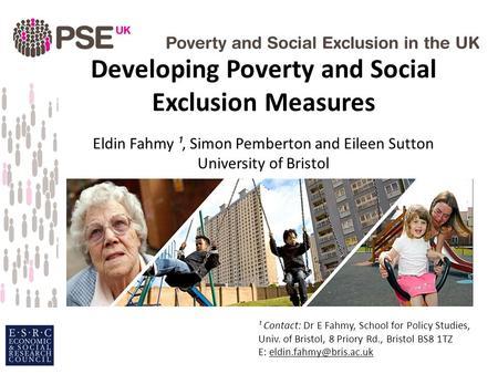 Poverty in Ireland - Statistics