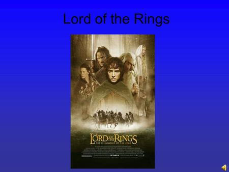 lord of the rings fellowship of the ring essay The fellowship of the ring is the first of three volumes of the epic novel the lord of the rings by the english author j r r tolkien it is followed by the two towers and the return of the king.