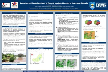 TEMPLATE DESIGN © 2008 www.PosterPresentations.com PRELIMNARY RESULTS INTRODUCTION Tropical forests, although covering less than 10% of the land worldwide,