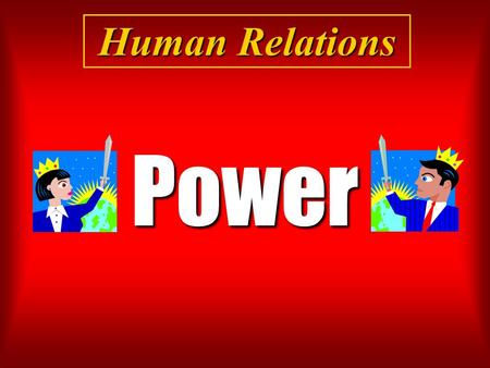 Human Relations Power.