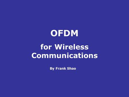 RF OF DESIGN TRANSCEIVERS WIRELESS FOR SYSTEM COMMUNICATIONS
