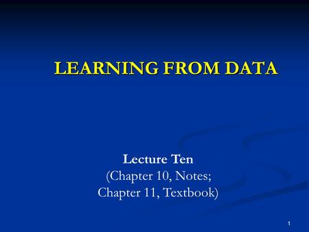 big data lecture notes pdf