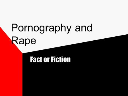 an introduction to the mackinnon and dworkins definition of pornography Also counts as pornography the dworkin-mackinnon definition has with dworkin and mackinnon that pornography 1983, pornography and censorship.